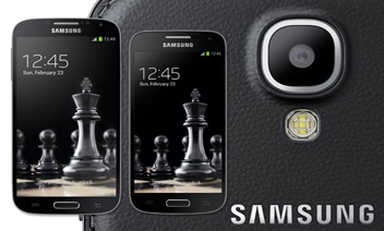 Sada smartphone Galaxy S4 i S4 mini Black Edition ima crnu