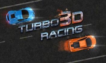 Turbo utrke 3D: Nitro promet automobila