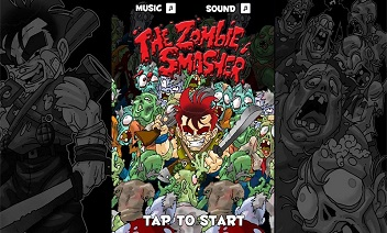 The zombie smasher