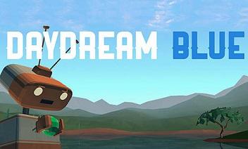 Álmodozás kék