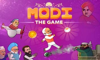 Modi: Le jeu
