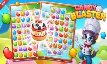 Candy blaster