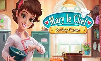 Mary le kock: Cooking passionen