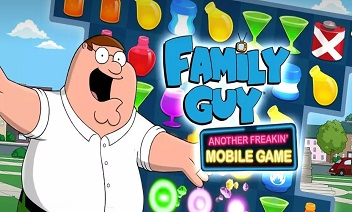 Family guy another freakin 'mobile game