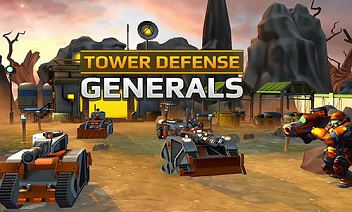 Tower Defense generaals TD