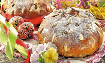Recipes for Easter