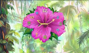 Aroma Clock