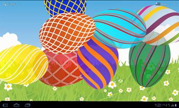 Ouă de Paști Live Wallpaper