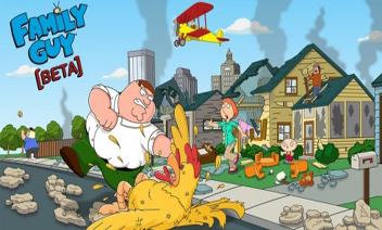Family Guy Juego: BETA