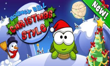 Bouncy บิลสไตล์คริสมาสต์