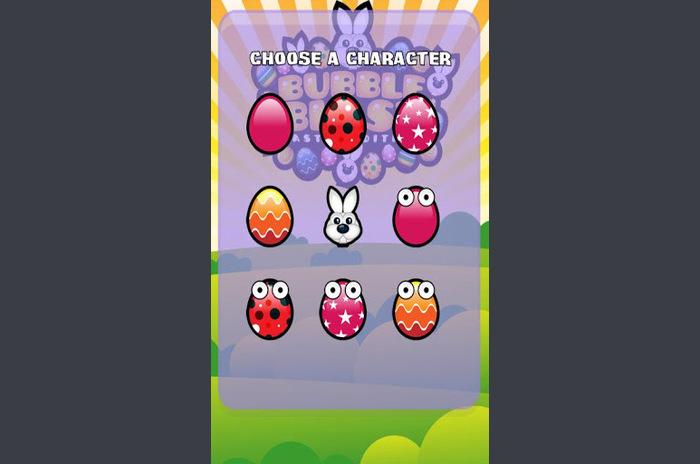 Bubble Blast Pascua