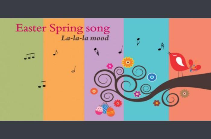 Easter Song Live Wallpaper