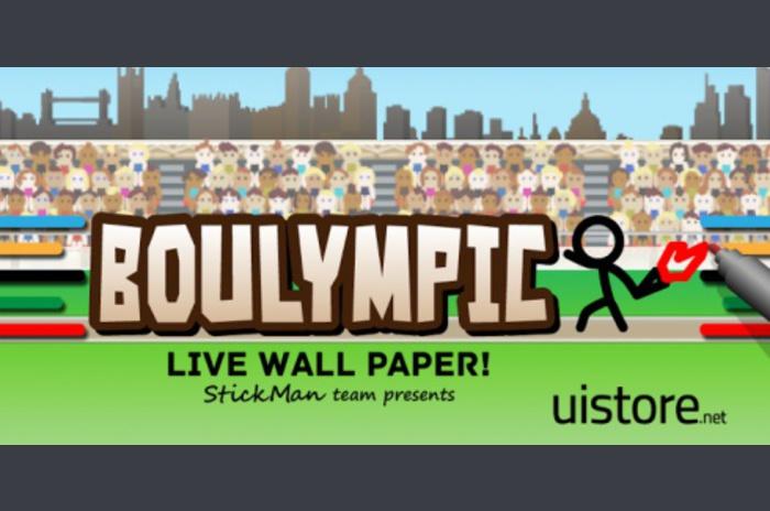 BOULYMPIC livewallpaper gratuit