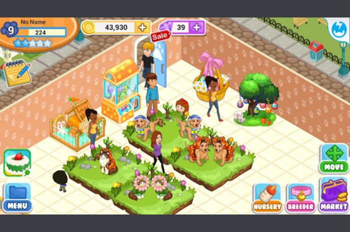 Pet Shop Story: Easter