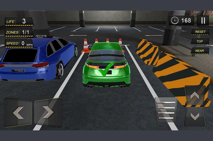 3D moderne Driving School
