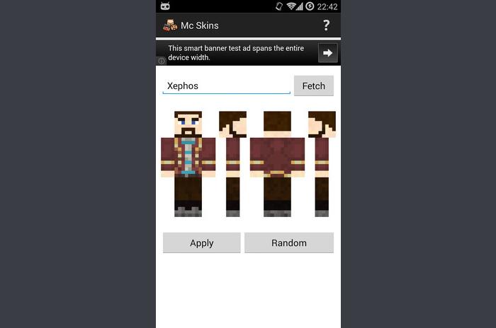 Mc Skins
