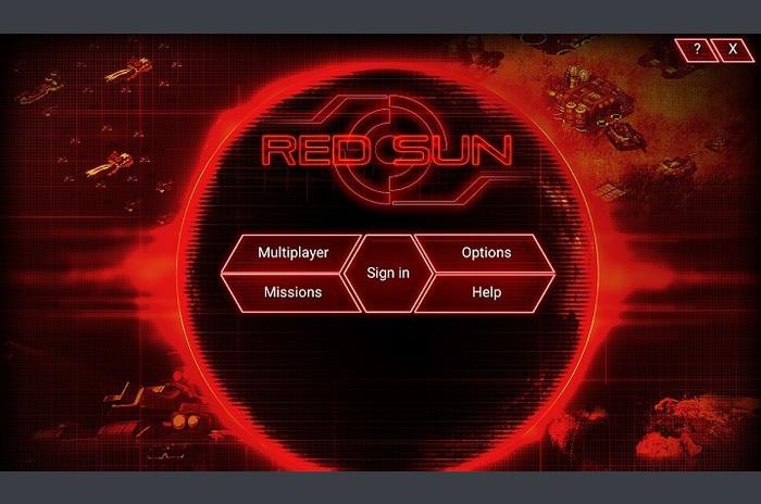 Redsun RTS 2D