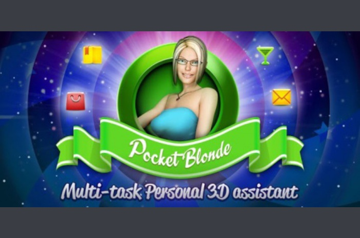 Asistente Pocket Blonde