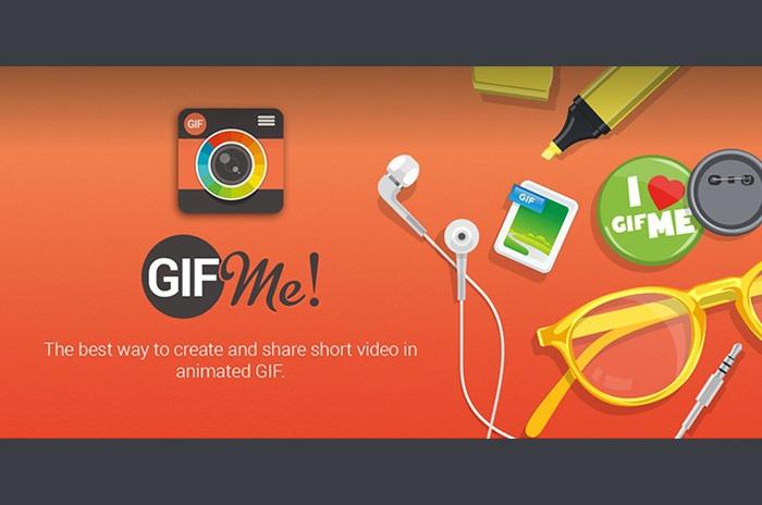 GIF Me!  Kamera