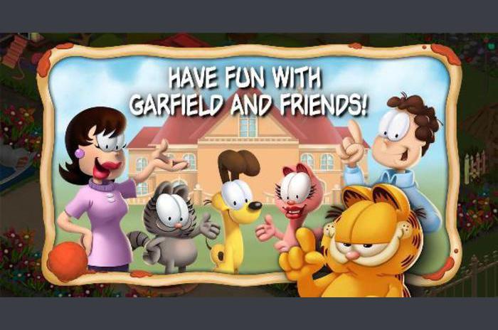 Garfields Raíces