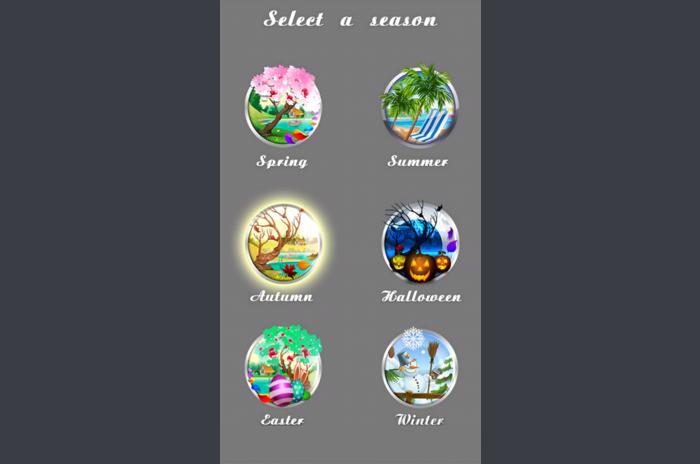 SÄSONGS Live Wallpaper