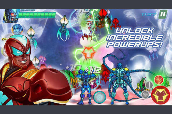 Biowars: การผจญภัยของ Blastor