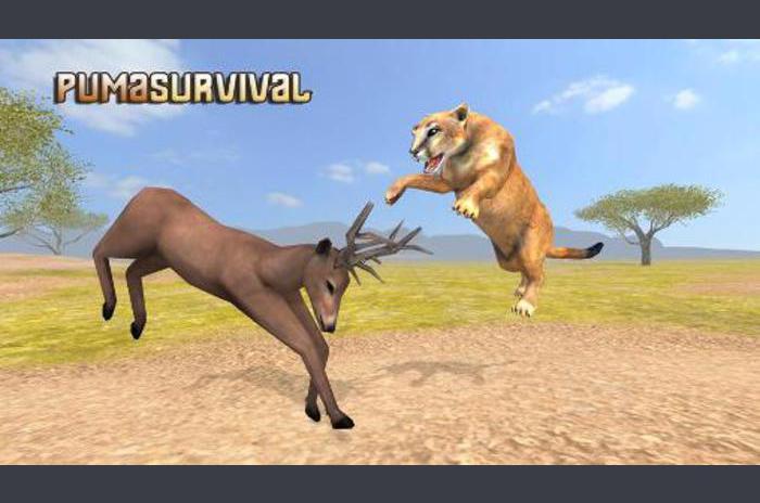 Puma survie: Simulator