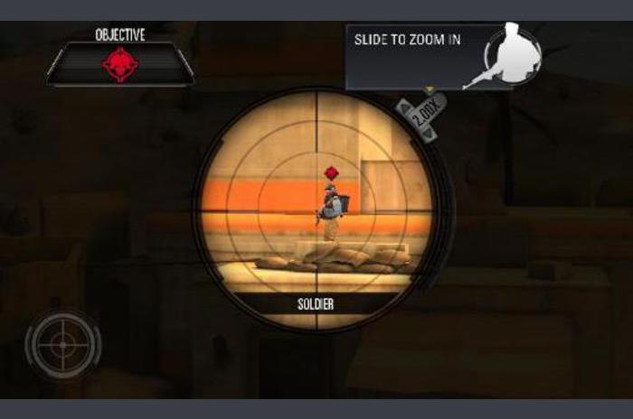 Sniper X: megölni megerősítette