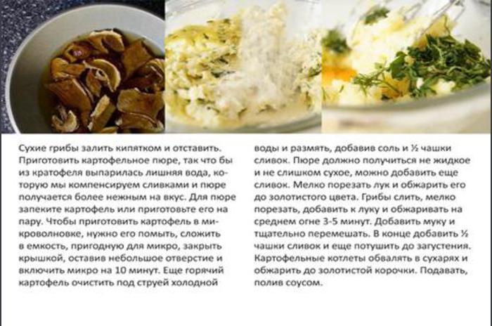 Burgonya - receptek,