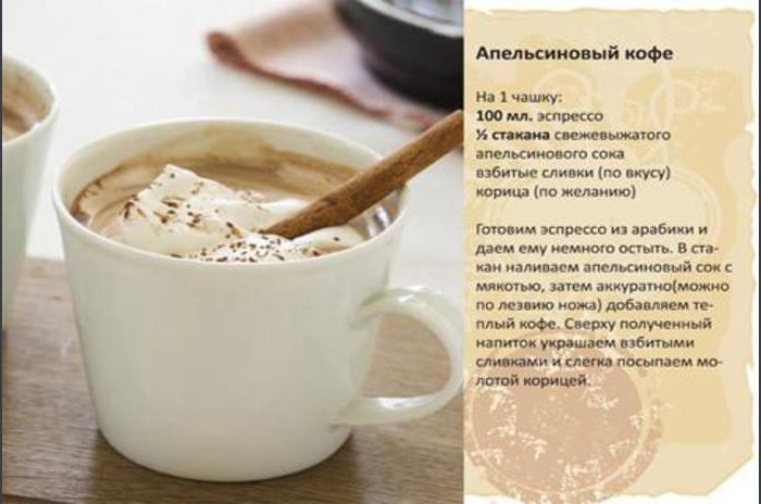 Kahve - yemek tarifleri, yemek pişirme