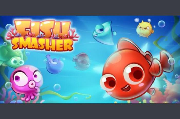 Smasher pește