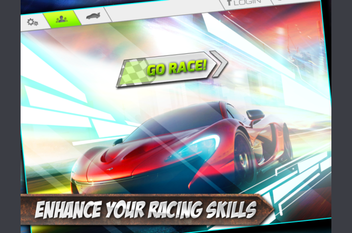 Speed ​​X Extreme 3D Car Racing