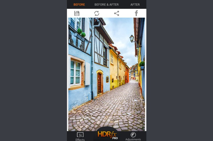 HDR FX Photo Editor