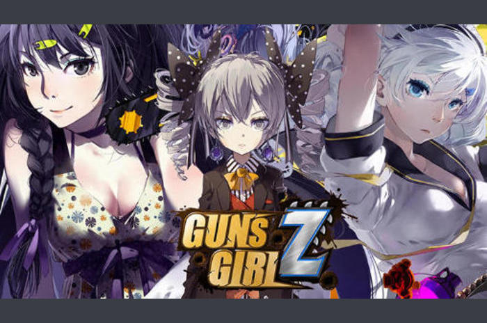 Guns girl: School day Z