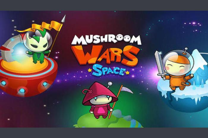 Gljiva ratova: Space