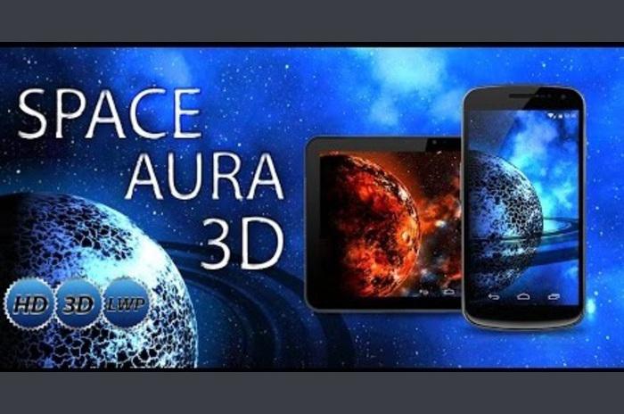 Espacio Aura 3D LWP