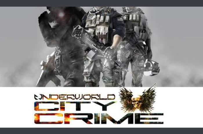 Underworld: Ort brottslighet