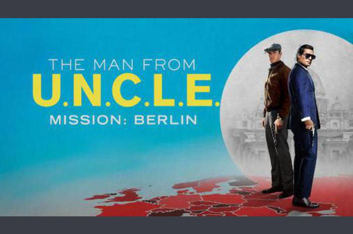 The Man from UNCLE - Missie Berlijn