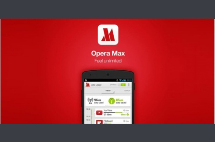 Beta Opera Max - Guardar datos