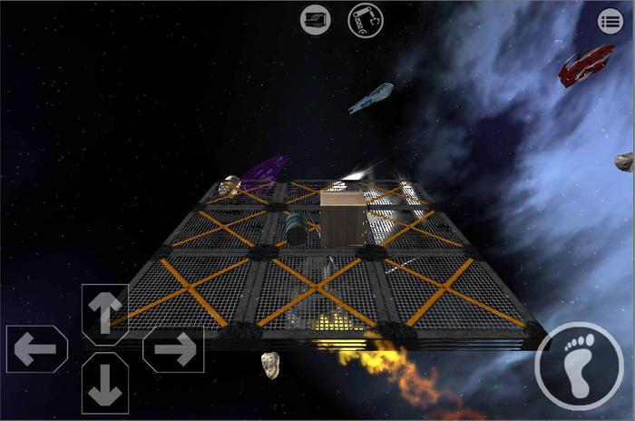 Cosmo constructeur-transporter
