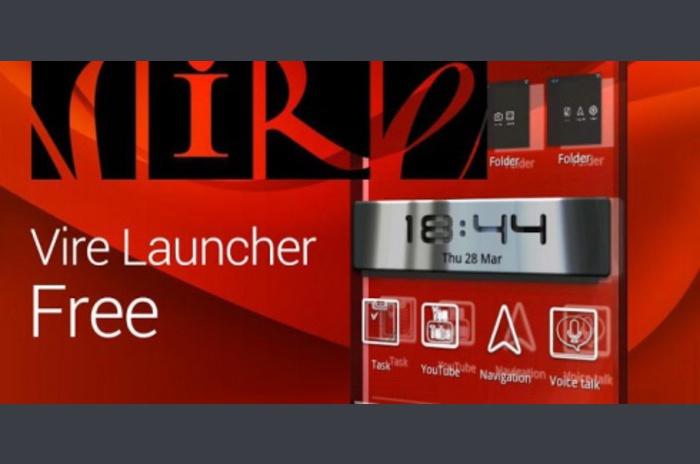 Vire Launcher