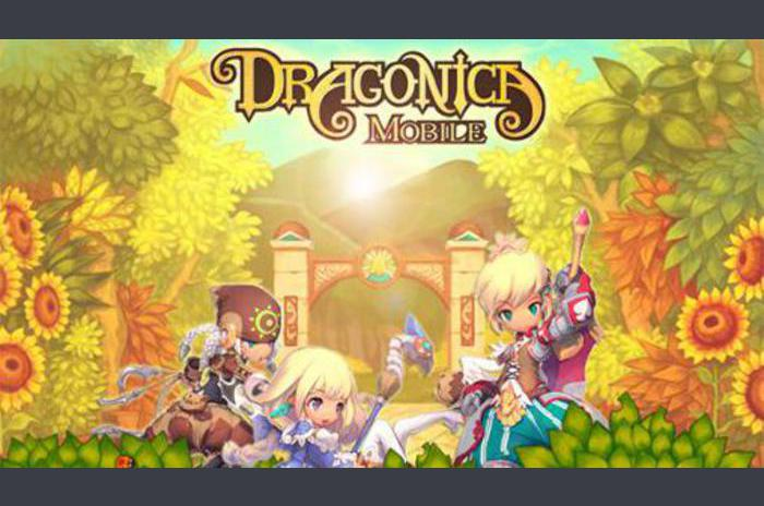 Line: Dragonica mobile