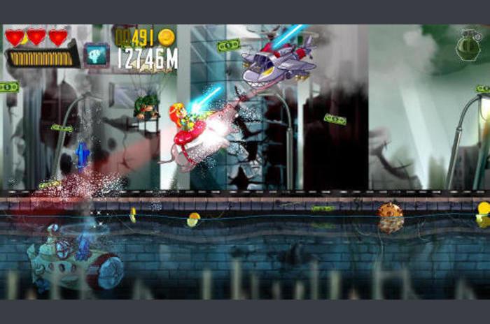 Ramboat: Strzelanie Gra Hero