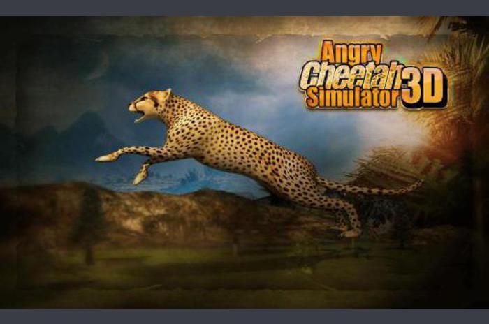 Angry çita simülatörü 3D