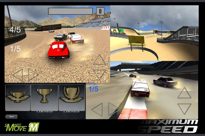 Maximum 3D Speed ​​Racing 2014
