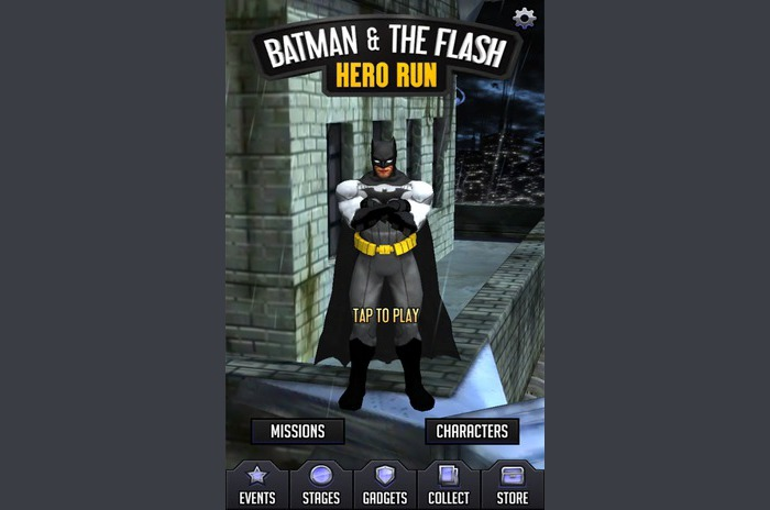 Batman i Flash: Hero Run