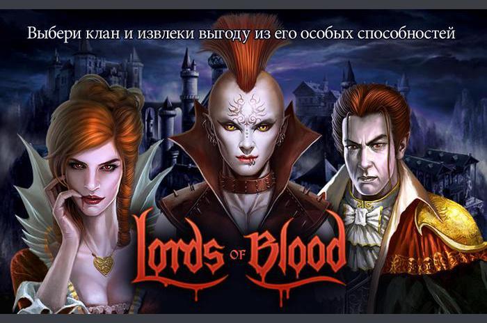 Kan Lords - Vampire RPG
