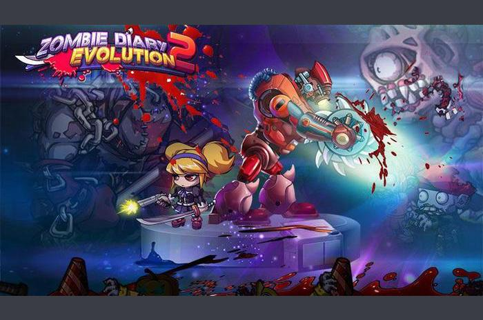 Zombie Diary 2: Ewolucja