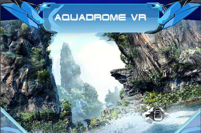 Aquadrome VR