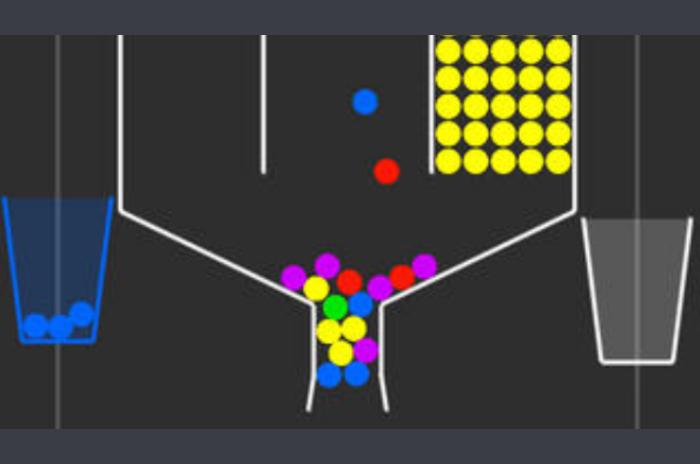 100 golyó